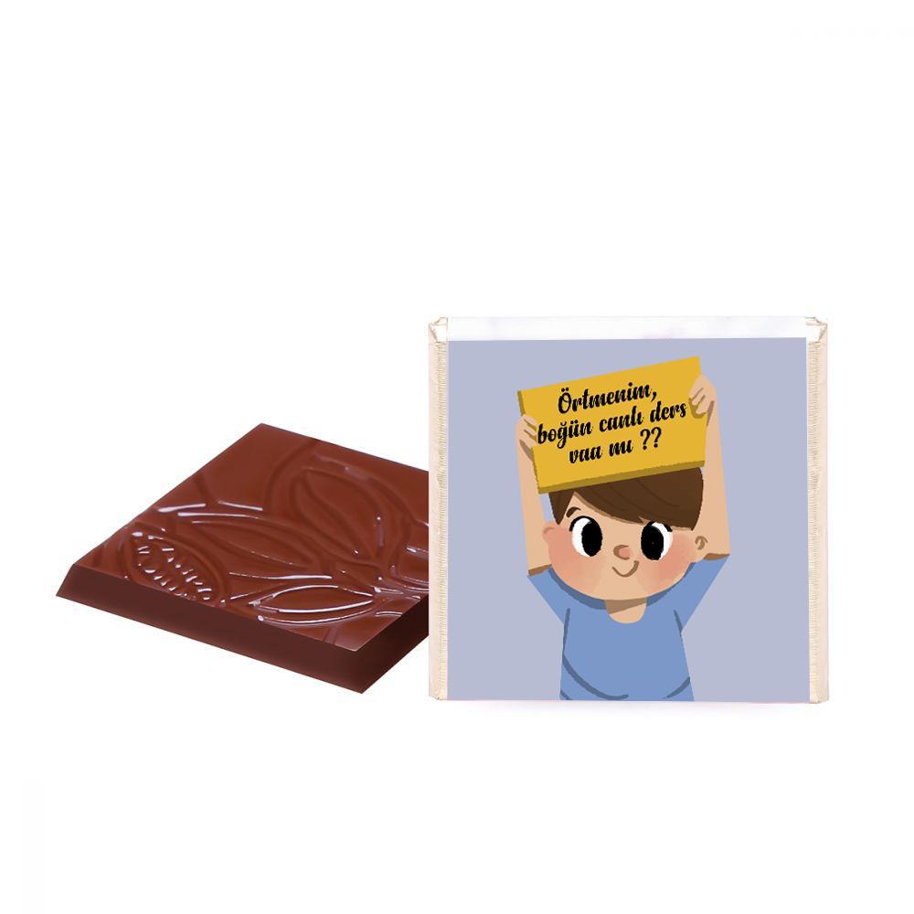 <span>Kişiye Özel Çikolata ve Kupa Bardaklı Hediye Seti</span>