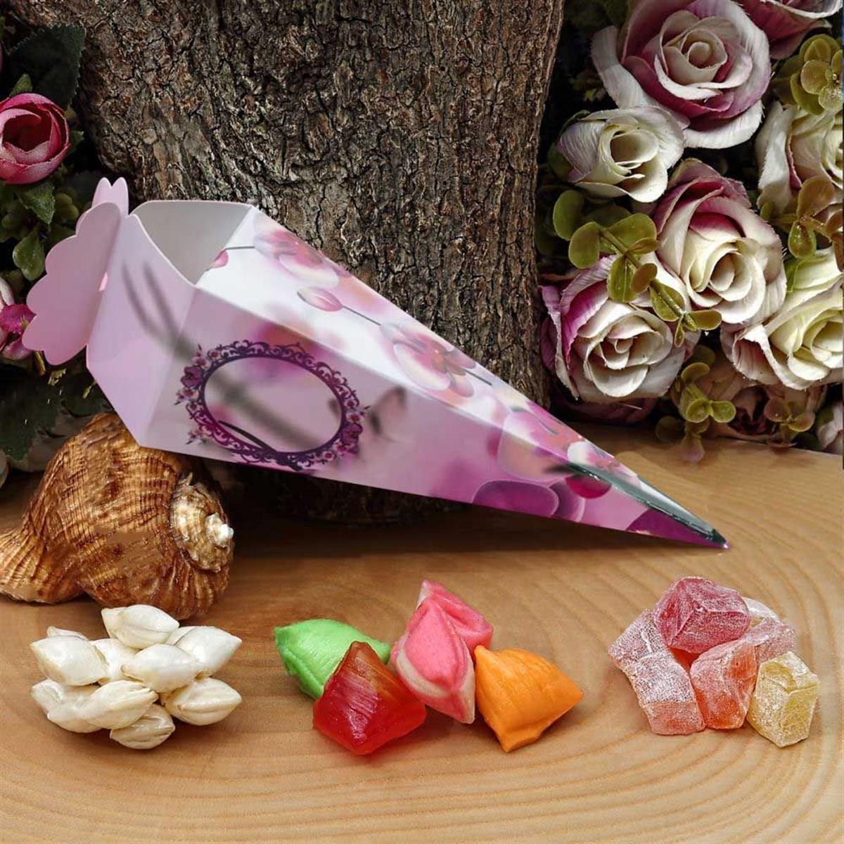 <span>Bebek Mevlüt Şekeri Orkide ( Mevlit Şekerli Kuş Lokumlu )</span>
