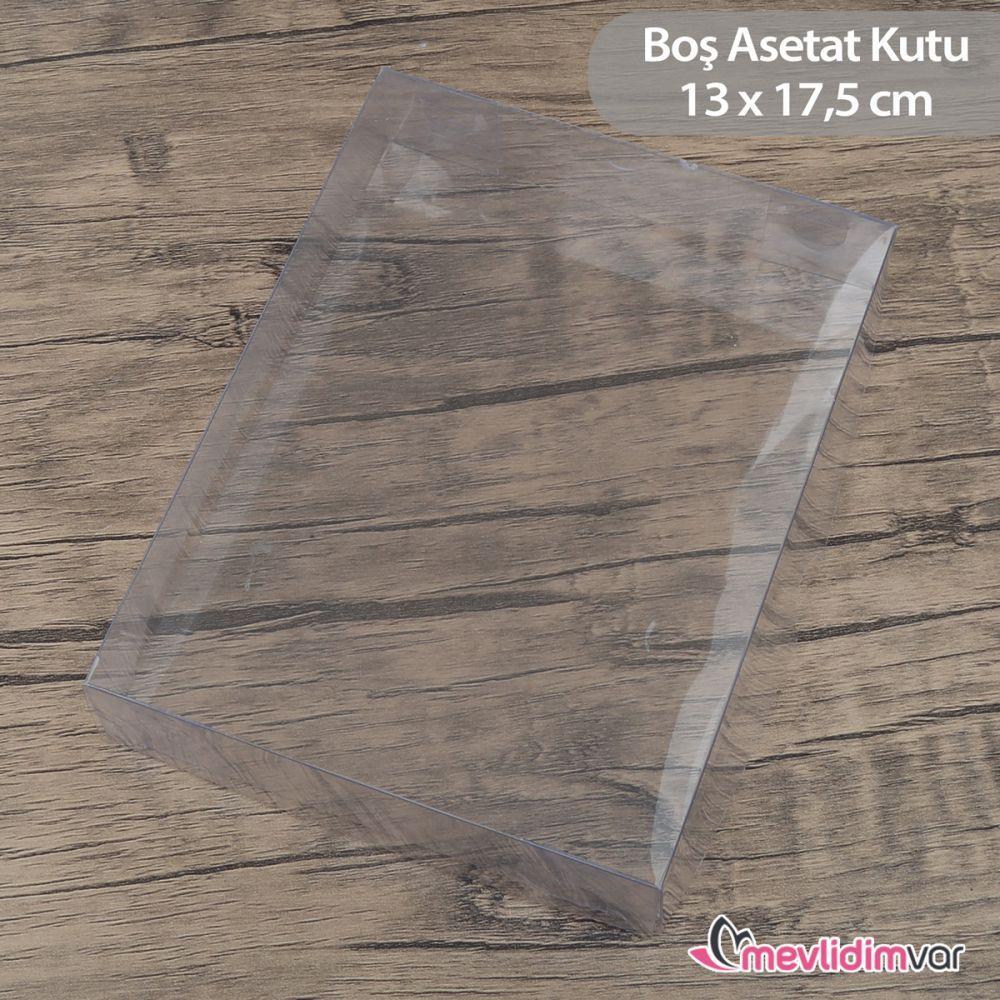 <span>Boş Asetat Kutu</span>