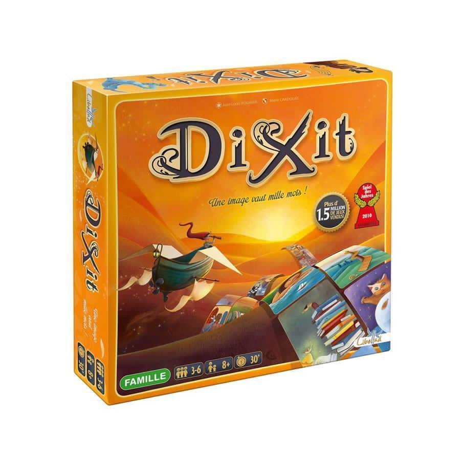 <span>Dixit Eğitim Akıl, Zeka, Görsel, Eğitici ve Odaklanma Oyunu</span>