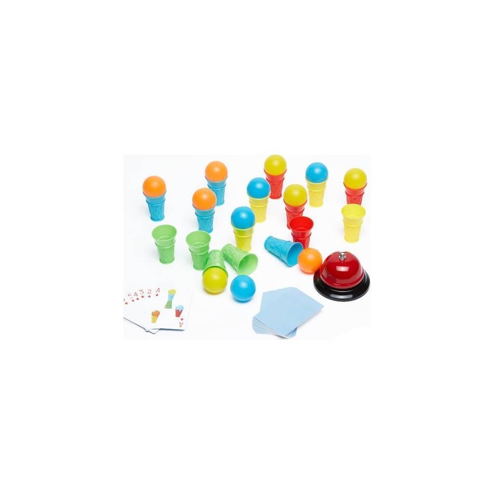 <span>Dondurma Dünyası Akıl, Zeka, Görsel, Eğitici ve Odaklanma Oyunu</span>