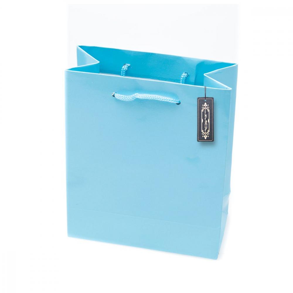 <span>Hediye Çantası Mavi - Çanta Boy</span>