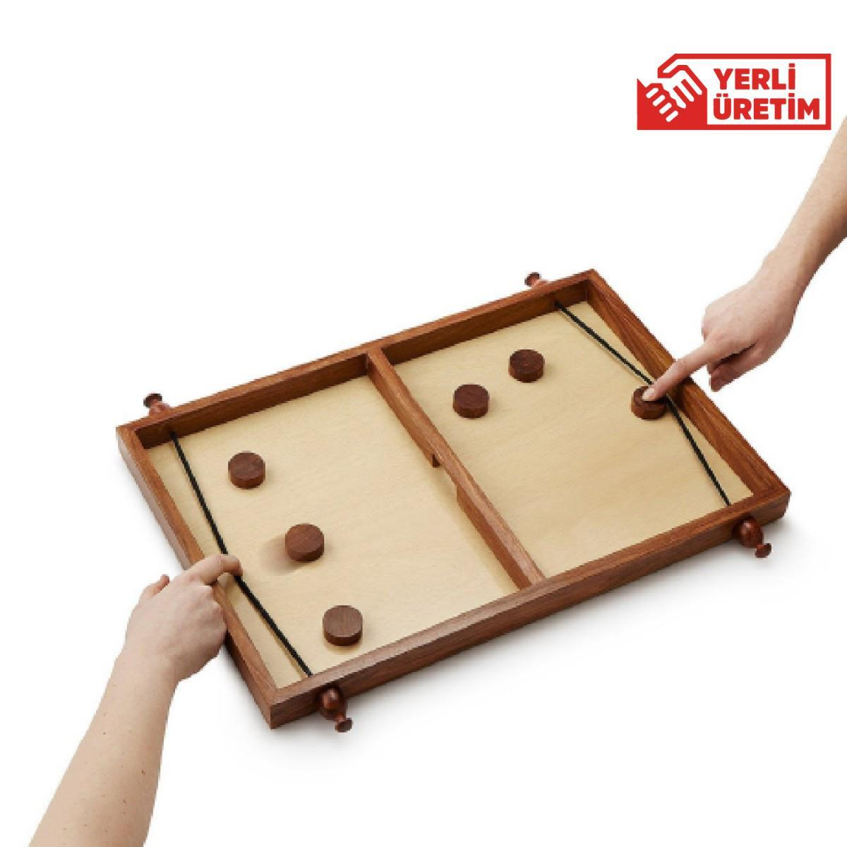 <span>Hızlı Sapan Oyunu - Fast Slıng Puck Game</span>