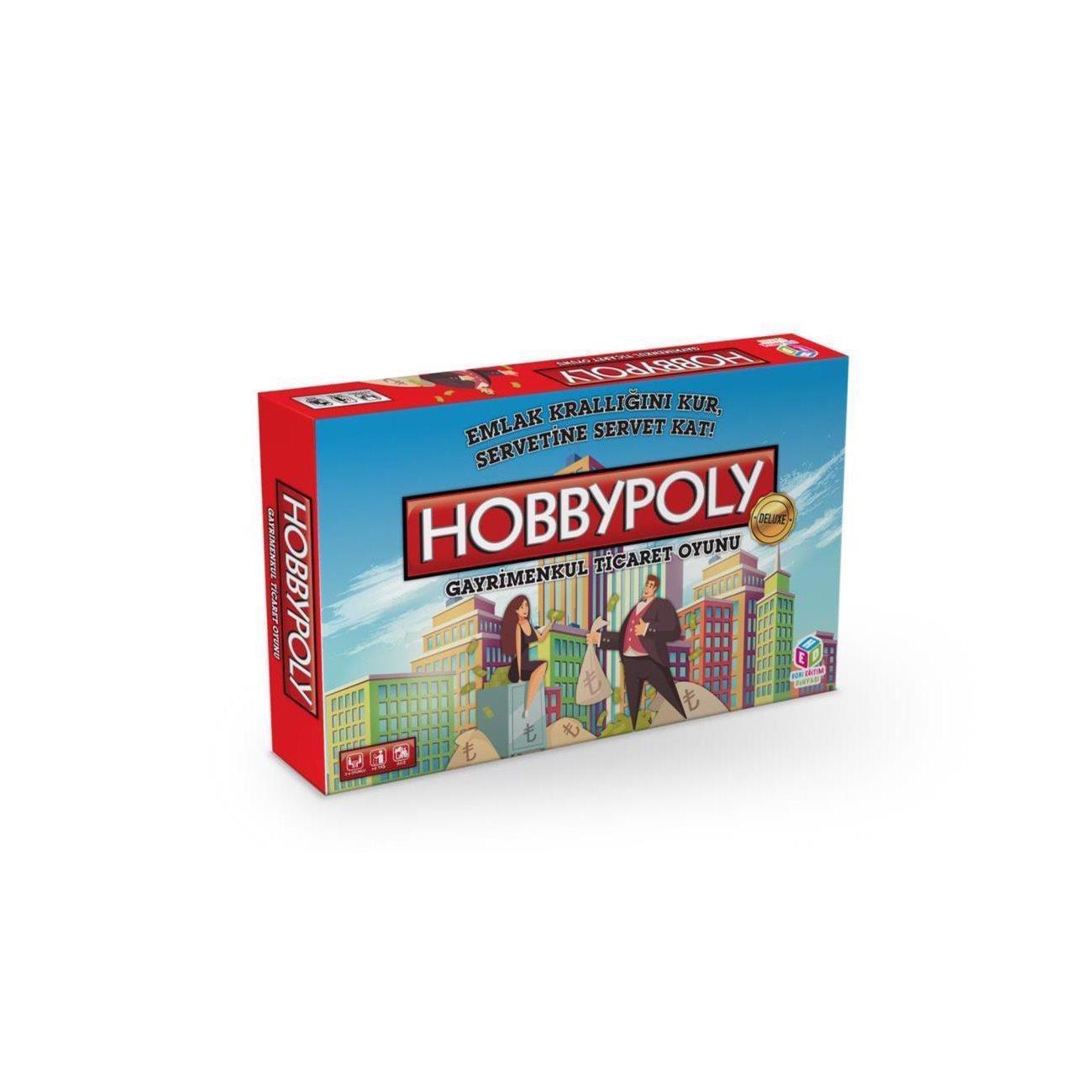 Hobbypoly Gayrimenkul Ticaret Oyunu