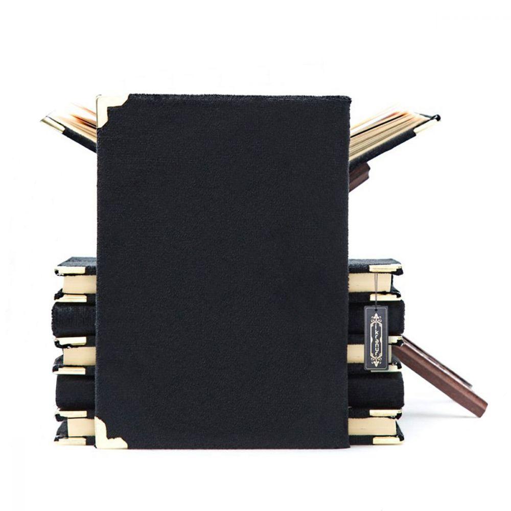 <span>Kadife Kaplı Yasin Kitabı Çanta Boy 128 Sayfa Siyah</span>