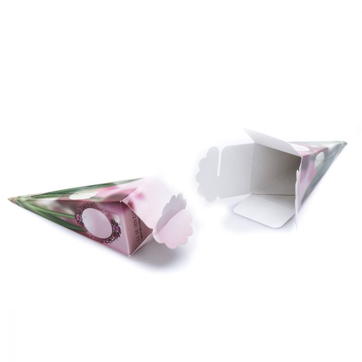 Lale Mevlüt Şekeri Kutusu-Külah