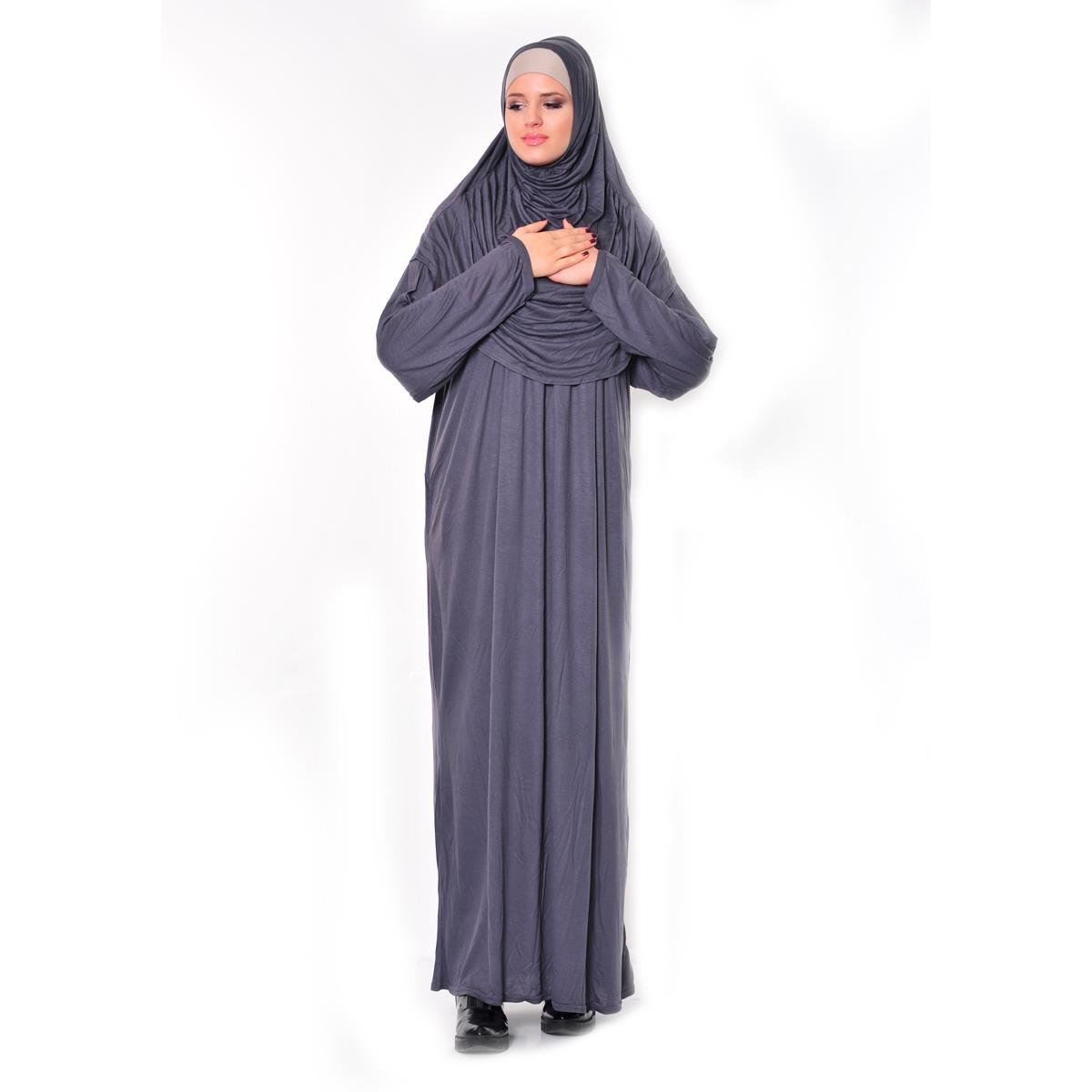<span>Namaz Elbisesi Bayan Gri</span>