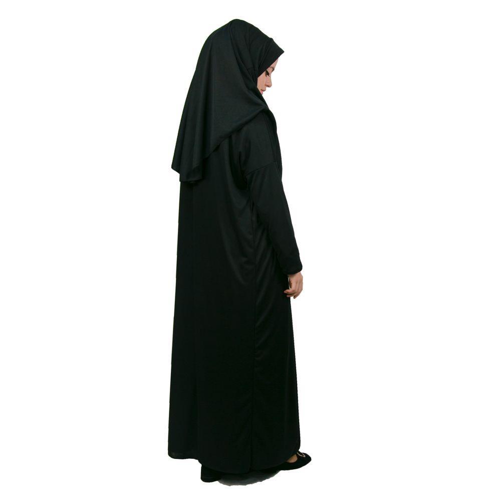 <span>Namaz Elbisesi Bayan Siyah</span>