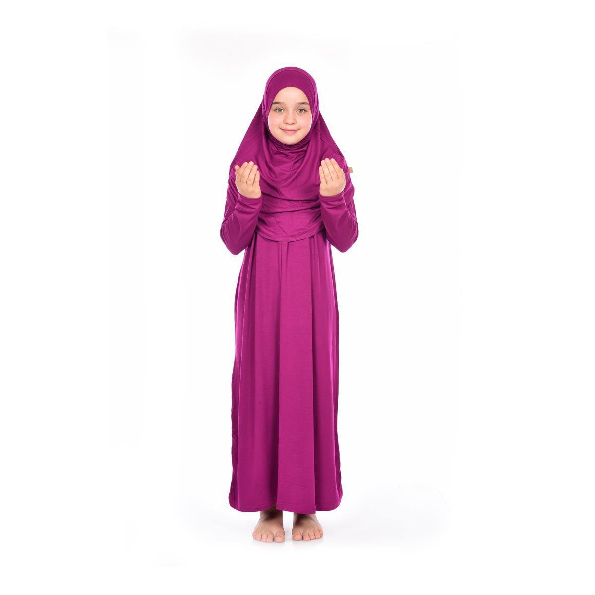<span>Namaz Elbisesi Çocuk Fuşya</span>