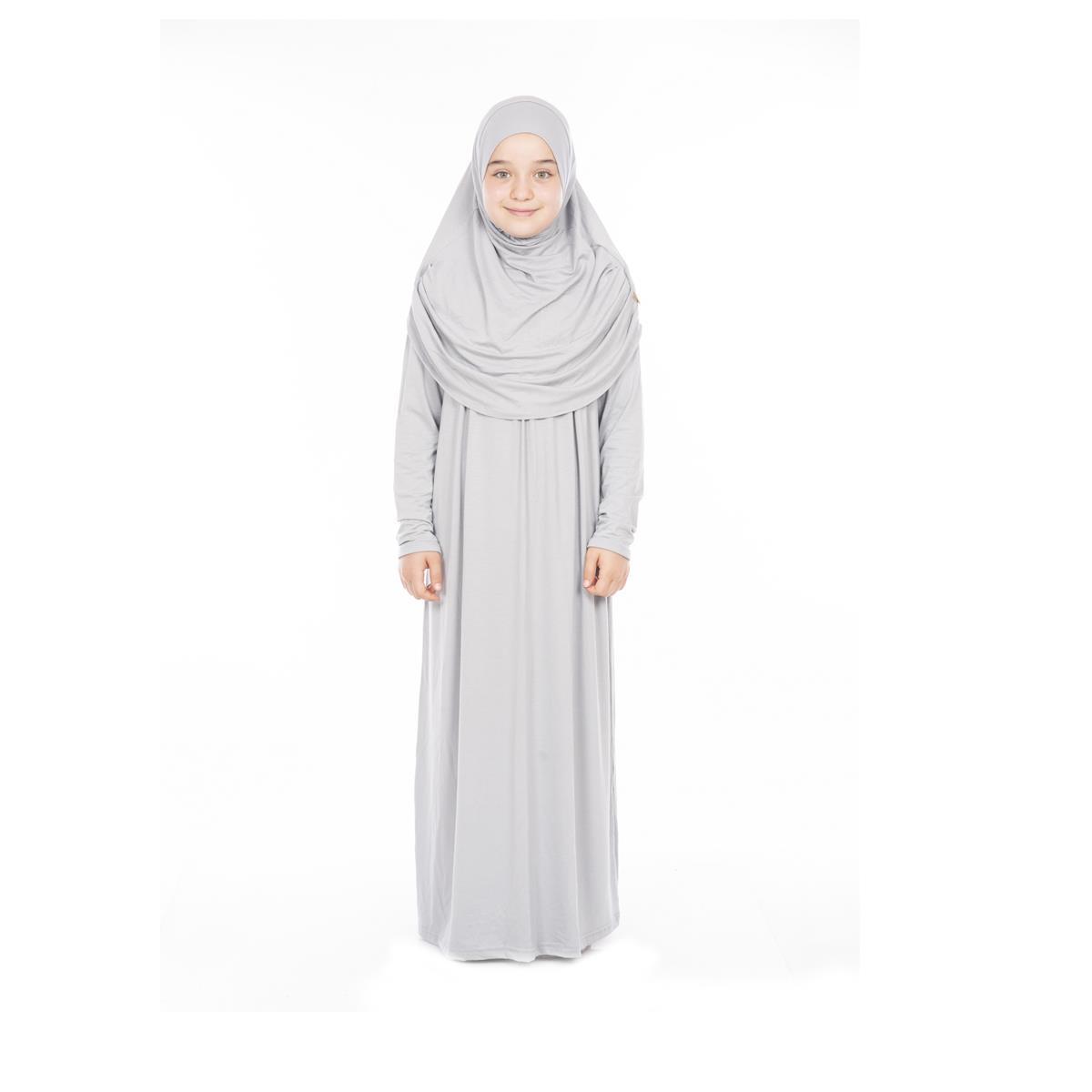 <span>Namaz Elbisesi Çocuk Gri</span>