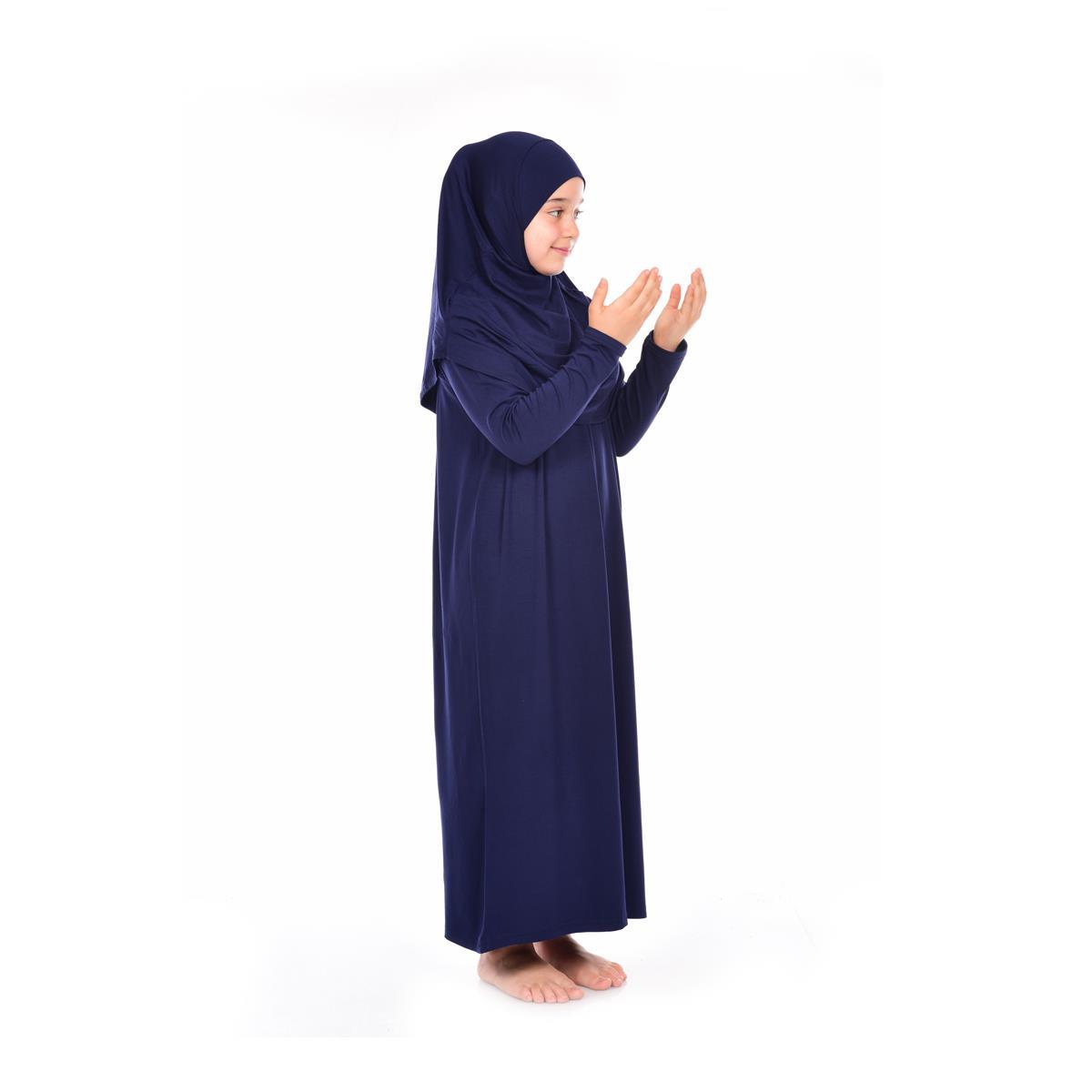 <span>Namaz Elbisesi Çocuk Lacivert</span>