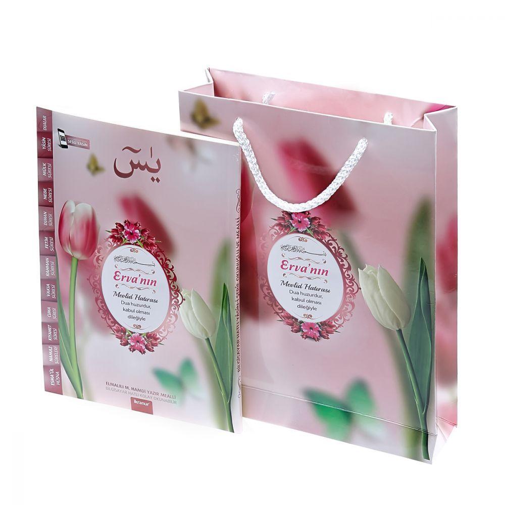 Orta Boy Yasin Kitabı, Orta Boy Takım Çanta Mevlüt Paketi 170