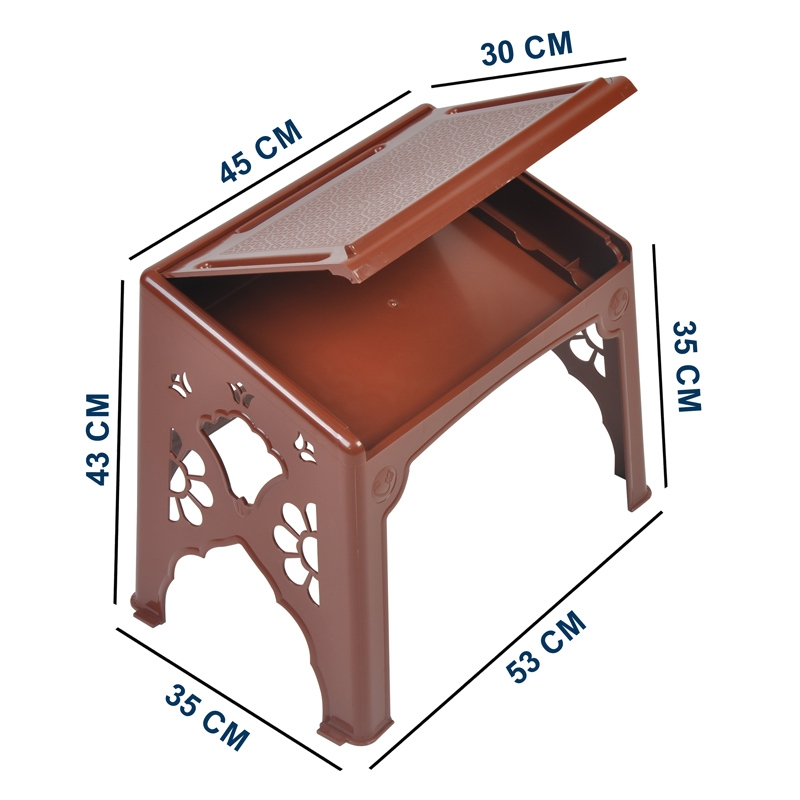 <span>Plastik Rahle Sandıklı Selçuklu Model (1Koli 12 adet )</span>