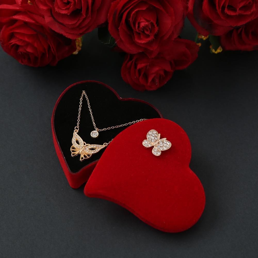 <span>Sevgililer Günü Hediyesi Kelebeğin Rüyası Kolyesi</span>
