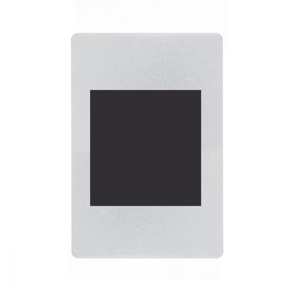 Siyah Kardelen Metal Magnet