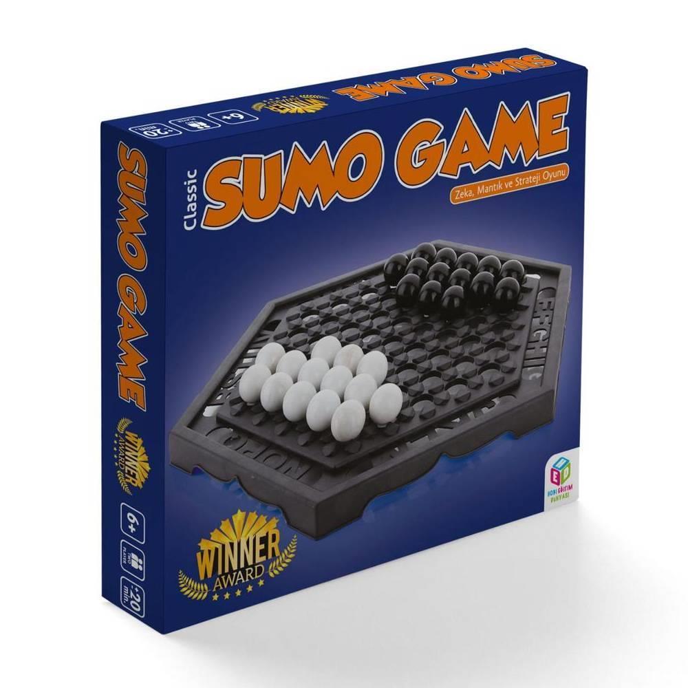 <span>Sumo Game Strateji Zeka, Görsel, Eğitici ve Odaklanma Oyunu</span>