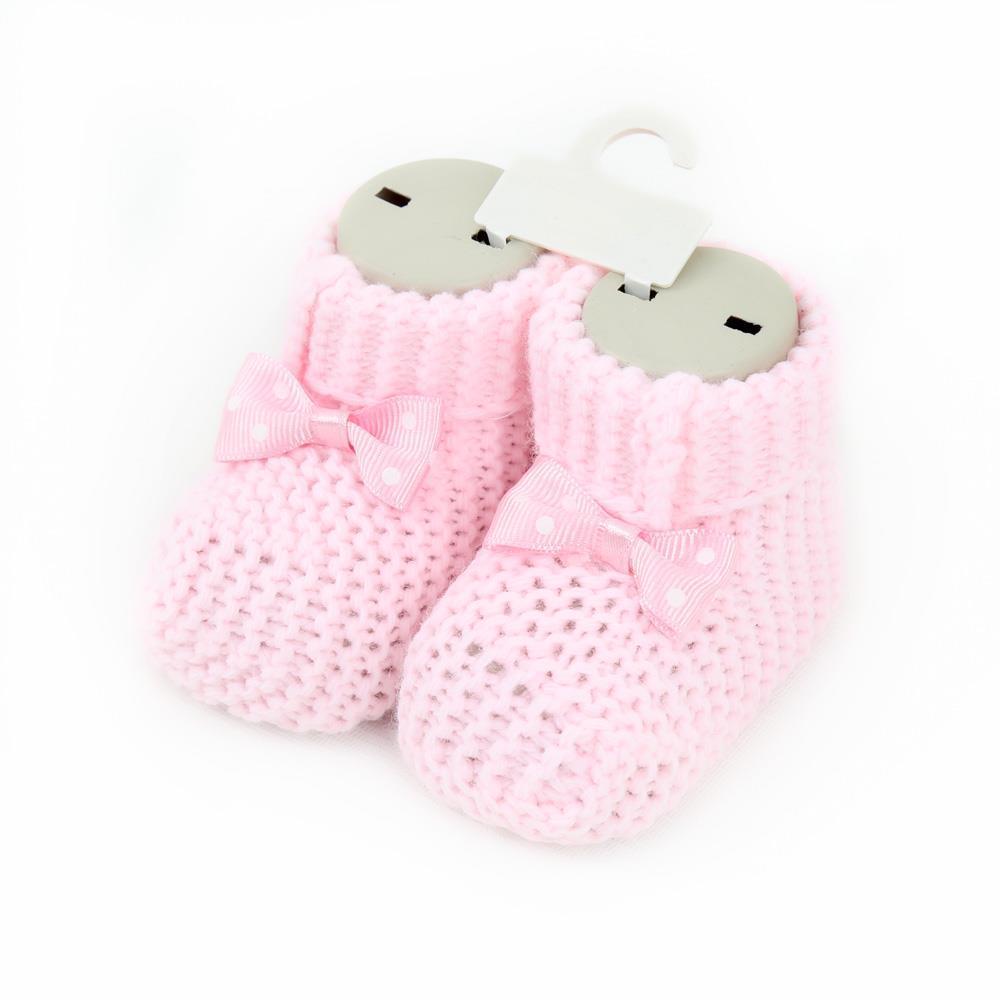 Yeni Doğan Kız Bebek Hediye Seti Pembe